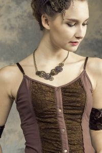 Glorious Zahnräder Mix Schmuck Anhänger Steampunk Fasching Gothic Basteln Kette Antik Moderate Price Other Beads & Jewelry Making