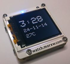 Smartwatch for Arduino