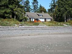 #Beachfront...4170 ISLAND S HWY , #ROYSTON, British Columbia - #REMAXOceanPacificRealty