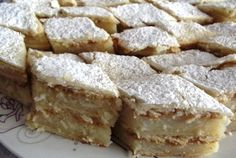 Romanian Food, Romanian Recipes, Apple Pie, Fudge, French Toast, Vegan Recipes, Deserts, Food And Drink, Ice Cream