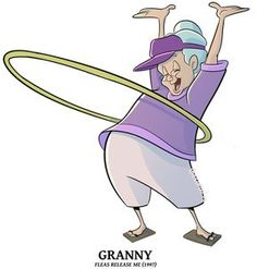 STM - Granny by BoscoloAndrea on DeviantArt Old Lady Cartoon, Old Cartoon Characters, Looney Tunes, Hanna Barbera, Granny Fun, Cartoon Caracters, Tweety, Merrie Melodies, Bugs