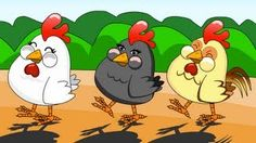 Quand trois poules vont aux champs--could use while teaching ordinal numbers French Teacher, Teaching French, French Songs, French Kids, Core French, French Classroom, French Resources, French History, French Immersion