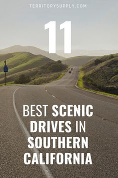 These are the best Southern California scenic drives you can make in a day, from San Luis Obispo to southern San Diego and Palm Springs. Add these SoCal road trips to your bucket list.