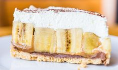 If You've Never Tried This Banana Toffee Combo, You Don't Know What You're Missing! If You've Never Tried This Banana Toffee Combo, You Don't Know What You're Missing! Creative Desserts, Great Desserts, Delicious Desserts, Sweets Recipes, Baking Recipes, Cookie Cake Pie, Banoffee Pie, Soft Foods, Pie Dessert