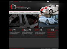 Autocessories, Inc Georgia based expert auto accessory installation of high-end model automobiles Project Type: Design Features: Current project Auto News, Web Design, Type Design, Custom Wheels, Software Development, Car Accessories, Georgia, Automobile, Model