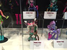 #SDCC photo Fright Mares Monster High