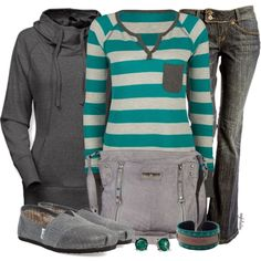 """""""Green Striped Shirt Contest"""" by angkclaxton on Polyvore"""