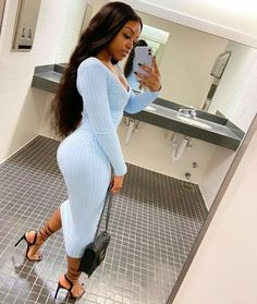 Fashion Killa Classy _ Fashion Killa Classy - Source by diii_naa - Sexy Outfits, Classy Outfits, Stylish Outfits, Sexy Dresses, Cute Dresses, Girl Outfits, Fashion Outfits, Night Out Outfit Classy, Slaying Outfits