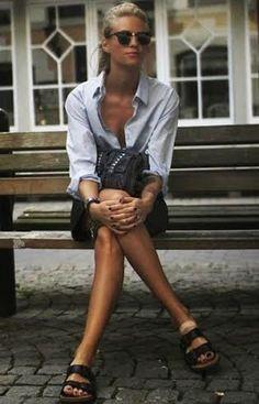 It Glamour: Trend Alert Sandálias Birken