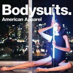 Bodysuits by #AmericanApparel  #bodysuits #PINATRIPWITHAA
