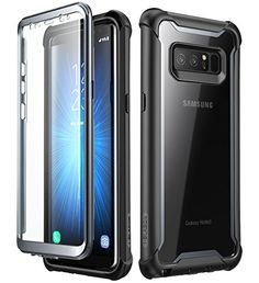i-Blason, Samsung Galaxy Note 8 case,Full-body Rugged Clear Bumper Case with Built-in Screen Protector for Samsung Galaxy Note 8 2017 Release  https://topcellulardeals.com/product/i-blason-samsung-galaxy-note-8-casefull-body-rugged-clear-bumper-case-with-built-in-screen-protector-for-samsung-galaxy-note-8-2017-release/  Full-body case with 360 degree protection Integrated touch-compatible screen protector Clear case with slim profile