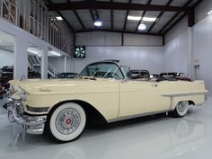 1957 CADILLAC SERIES 62 CONVERTIBLE, CONCOURS D'ELEGANCE BEST IN CLASS WINNER!