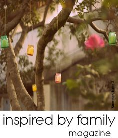 Simple Summer Ideas! Packed w/ recipes, crafts, diy, outdoor party decor & more!