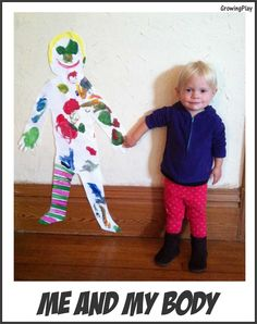 Growing Play: Body Awareness Art