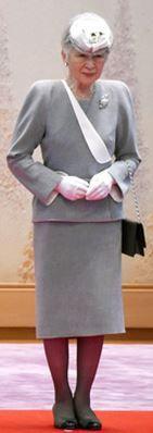 Empress Michiko, June 3, 2015   Royal Hats