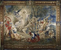 The Resurrection of Our Lord (6.10m x 6.80m)