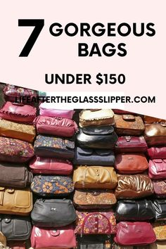 The best budget purses will help complete your fall fashion outfit ideas. Budget Fashion, Cheap Fashion, Fall Fashion Outfits, Autumn Fashion, Devil Wears Prada, Glass Slipper, Quilted Bag, Day Bag, Best Budget