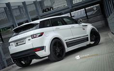 Evoque, yes my dream ride.. damn i love at the first sight