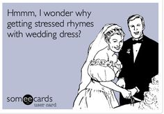 Awesome post from @Renee S about her emotional struggles with the first dress fitting. Go brave bride!