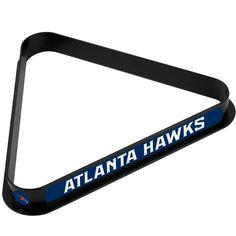NBA5000-Ah Atlanta Hawks NBA Billiard Ball Rack