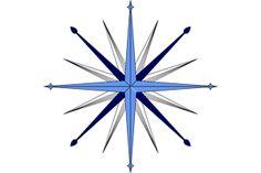 La rosa de los vientos es un elemento cartográfico consistente en un círculo en el que... #enciclopedia #enciclopediadigital #enciclopediaonline Wind Rose