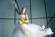 Photography by www.annkam.com  Read more - http://www.stylemepretty.com/2013/09/23/modern-wedding-inspiration-from-ann-kam-photography-citygirl-weddings/