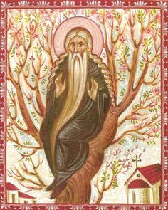 Blessed David of Thessaloniki (+ 26 June) | PEMPTOUSIA