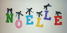 Baby Name In Nursery