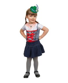 d8bc1c9e53a Mini Green Bavarian Felt Hats Oktoberfest Costume Idea