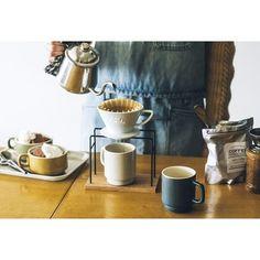 成為家具達人 有如咖啡調配師的咖啡滴漏座   FELISSIMO