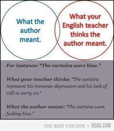 haha english teachers