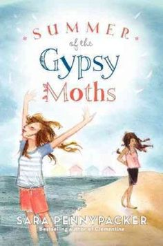 The summer of the gypsy moths by Sara Pennypacker.  Click the cover image to check out or request the children's books kindle.