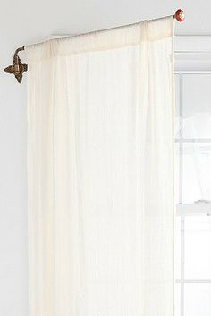 Curtain Poles On Pinterest Curtains Curtain Rods And