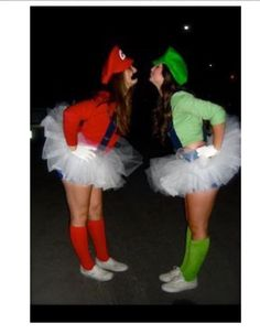 Amazing costume ideas to do with ur BFF!!!