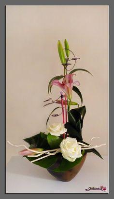 1000 images about art florale on pinterest art floral. Black Bedroom Furniture Sets. Home Design Ideas
