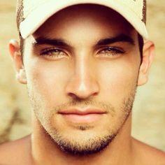 Bruno Bevan...the eyes!