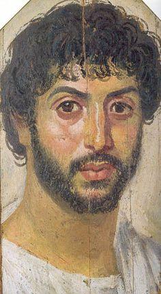 Fayum portrait, Egypt