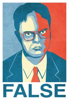 Dwight K. Schrute by *blo0p