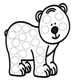 Kindergarten Reading Activities, Nursery Activities, Animal Activities, Color Activities, Preschool Activities, Card Games For Kids, Diy For Kids, Bear Crafts Preschool, Emotions Preschool