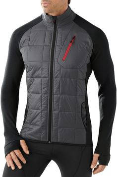 SmartWool PhD SmartLoft Divide Full-Zip Jacket - Makes a great gift!