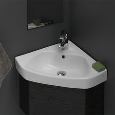 46 Best Corner Bathroom Sinks Images Bathroom Corner