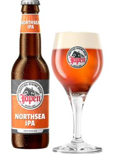 Beer 119 -  JOPEN NORTHSEA IPA. Netherlands