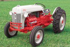 Bae Cba E Abcf Ba F Antique Tractors Vintage Tractors