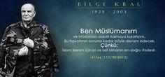Bilge Kral, Bosna Hersek'in unutulmaz lideri #Aliyaİzzetbegoviç'i vefatının 13. yıl dönümünde rahmetle anıyoruz.