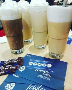 Pyszna kawa w doborowym towarzystwie w Tchibo  #tchibocard #rekomendujto #kawa #Tchibo