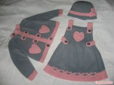 Crochet For Kids, Crochet Baby, Knit Crochet, Knit World, Border Embroidery Designs, Baby Dress, Baby Knitting, Baby Kids, Kids Rugs