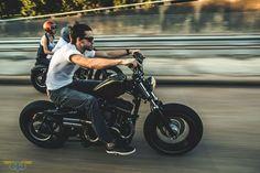 Honda steed 400 cc