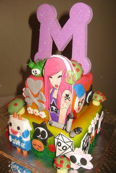 Tokidoki Cake for Maricel's B.day | Flickr - Photo Sharing!