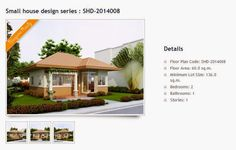 Beautiful small house designs you can use as you plan to build your own house. This article is filed under: Small Cottage Designs, Small Home Design, Small House Design Plans, Small House Design Inside, Small House Architecture Bungalow Haus Design, Small Bungalow, Bungalow House Plans, Small House Plans, Bungalow Designs, Townhouse Designs, Duplex House, Tropical House Design, Small House Design