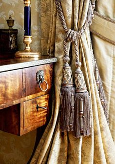 luxurious decorating fabrics for draperies